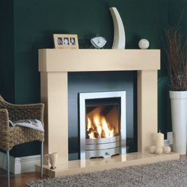 ashbourne fireplace